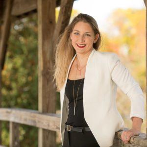 Michelle McGrann, the JCI Michigan 2021 Training Director